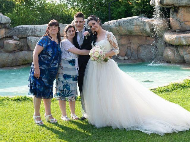 Il matrimonio di Alessio e Alessia a Martinengo, Bergamo 82