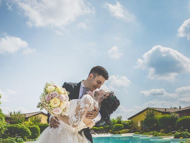 Il matrimonio di Alessio e Alessia a Martinengo, Bergamo 84