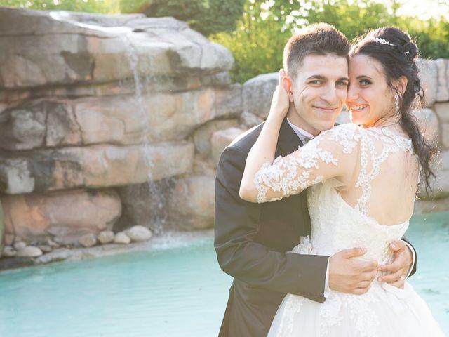 Il matrimonio di Alessio e Alessia a Martinengo, Bergamo 85