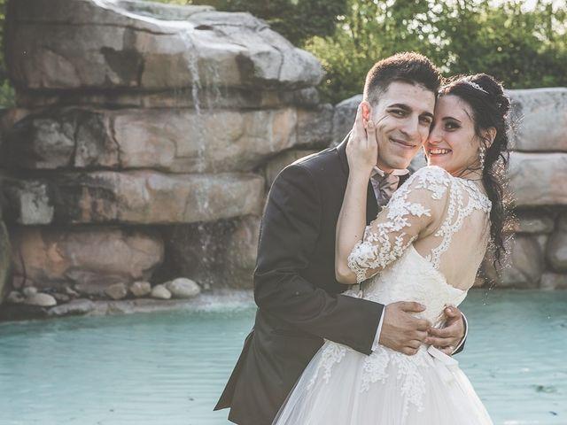 Il matrimonio di Alessio e Alessia a Martinengo, Bergamo 86