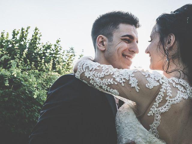 Il matrimonio di Alessio e Alessia a Martinengo, Bergamo 88