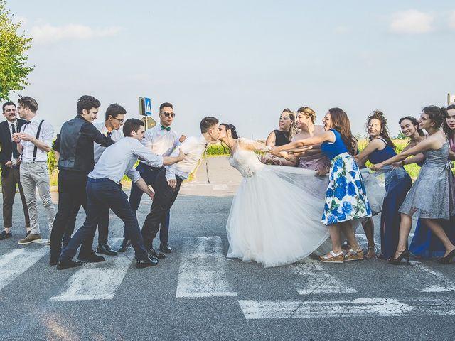 Il matrimonio di Alessio e Alessia a Martinengo, Bergamo 1