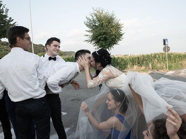 Il matrimonio di Alessio e Alessia a Martinengo, Bergamo 105