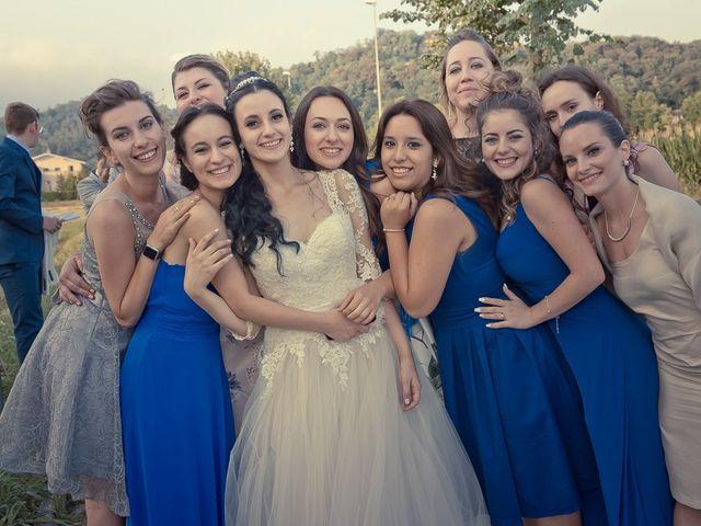 Il matrimonio di Alessio e Alessia a Martinengo, Bergamo 106
