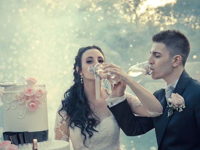 Il matrimonio di Alessio e Alessia a Martinengo, Bergamo 110