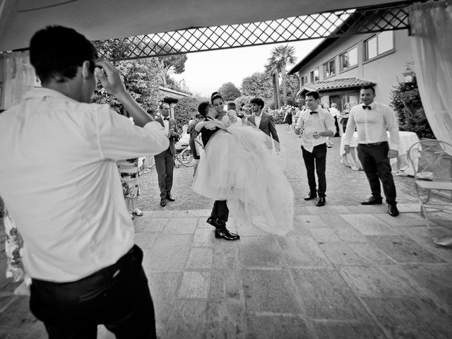 Il matrimonio di Alessio e Alessia a Martinengo, Bergamo 112