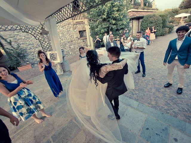 Il matrimonio di Alessio e Alessia a Martinengo, Bergamo 113