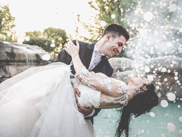Il matrimonio di Alessio e Alessia a Martinengo, Bergamo 115