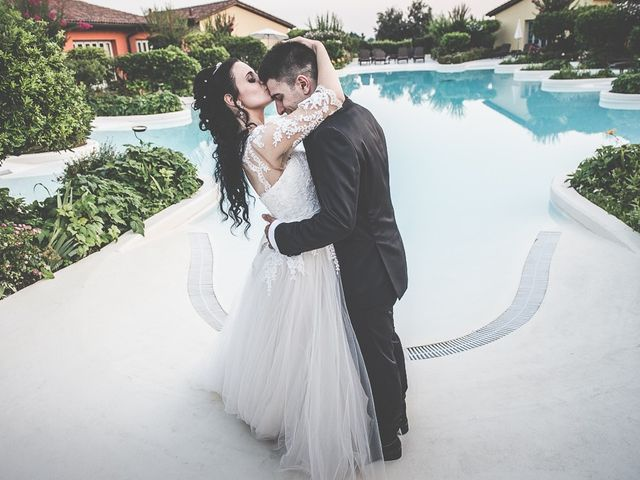Il matrimonio di Alessio e Alessia a Martinengo, Bergamo 120