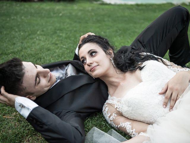 Il matrimonio di Alessio e Alessia a Martinengo, Bergamo 123