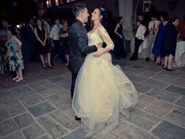 Il matrimonio di Alessio e Alessia a Martinengo, Bergamo 125