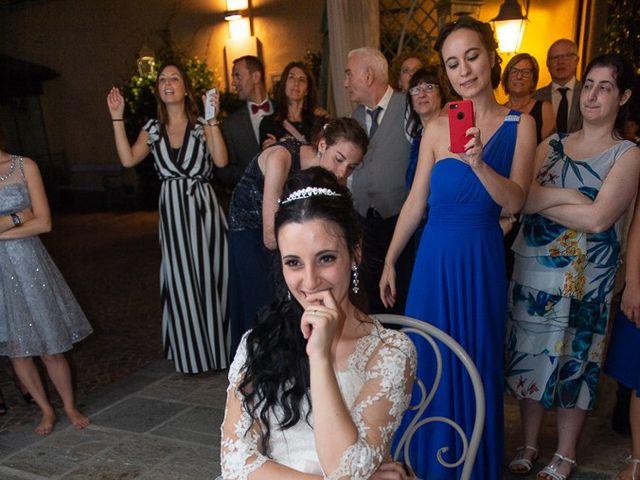 Il matrimonio di Alessio e Alessia a Martinengo, Bergamo 126