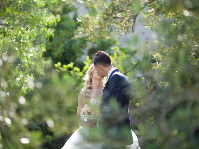 Le nozze di Benita e Andrea