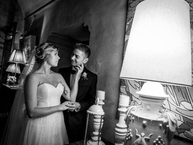 Le nozze di Natalia e Andrea