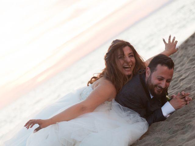 le nozze di Chiara e Attilio