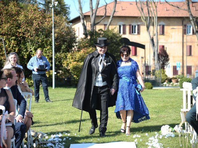 Il matrimonio di Danilo e Sefora a Varese, Varese 5