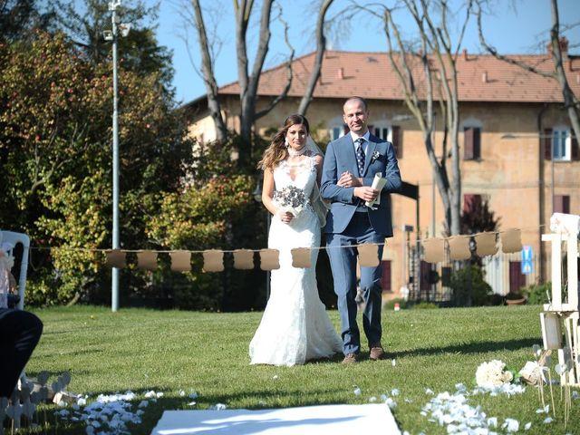Il matrimonio di Danilo e Sefora a Varese, Varese 6