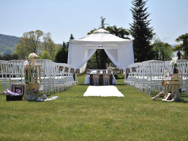 Il matrimonio di Danilo e Sefora a Varese, Varese 14