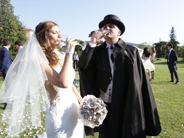 Il matrimonio di Danilo e Sefora a Varese, Varese 15