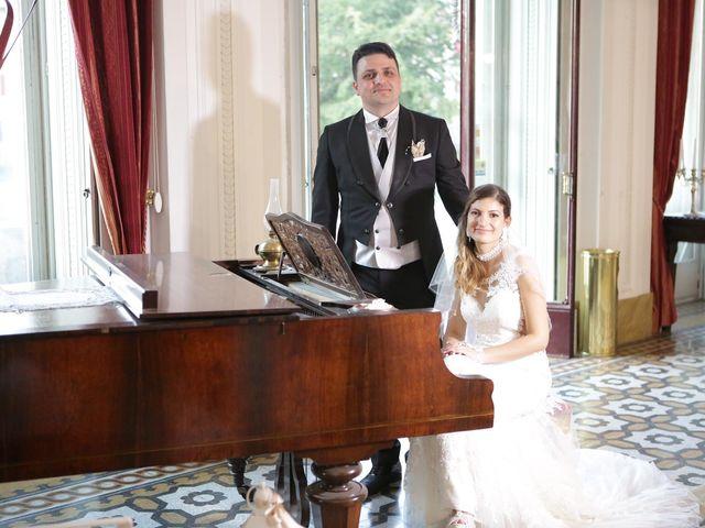 Il matrimonio di Danilo e Sefora a Varese, Varese 19