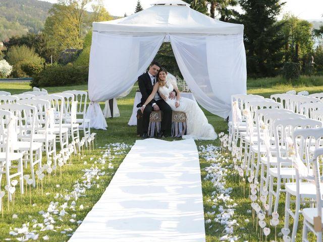 Il matrimonio di Danilo e Sefora a Varese, Varese 24