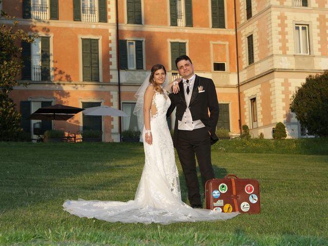 Il matrimonio di Danilo e Sefora a Varese, Varese 30