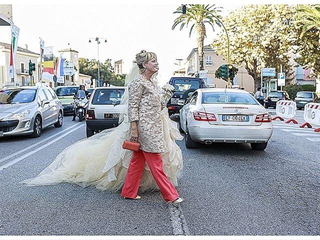 Il matrimonio di Gianni e Agata a Porto Sant'Elpidio, Fermo 27