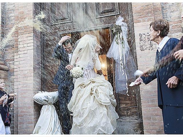 Il matrimonio di Gianni e Agata a Porto Sant'Elpidio, Fermo 35