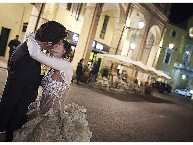 Il matrimonio di Gianni e Agata a Porto Sant'Elpidio, Fermo 37