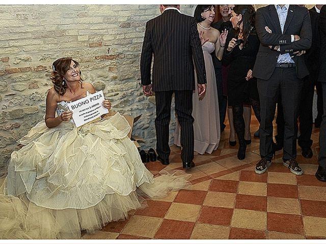Il matrimonio di Gianni e Agata a Porto Sant'Elpidio, Fermo 47