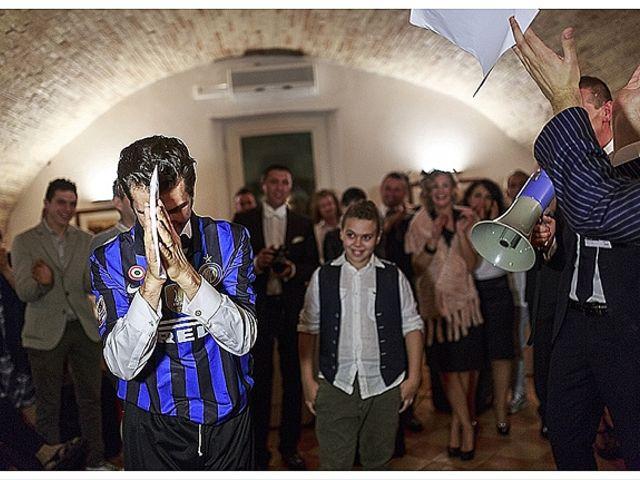 Il matrimonio di Gianni e Agata a Porto Sant'Elpidio, Fermo 51