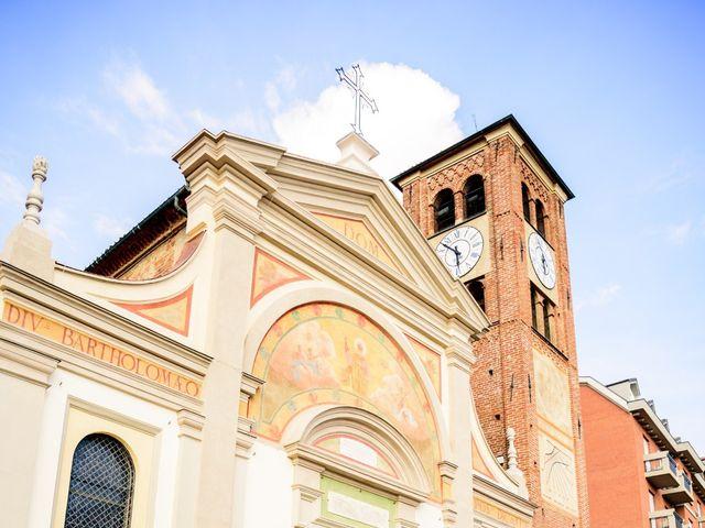 Il matrimonio di Federico e Francesca a Torino, Torino 32