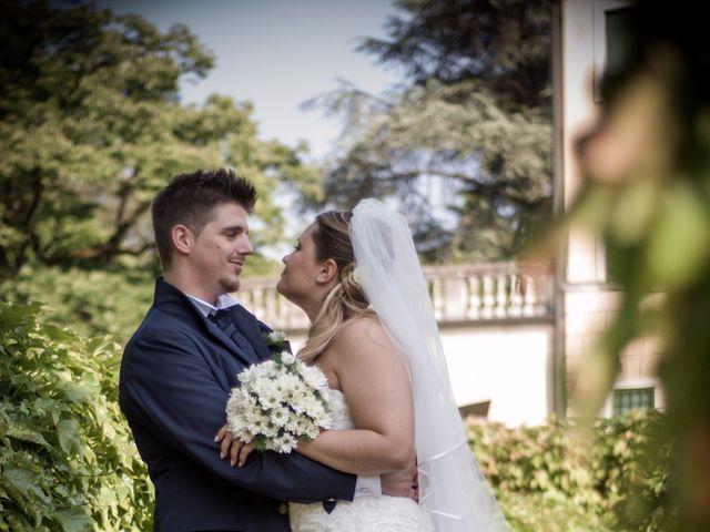 Il matrimonio di Manuel e Giulia a Vicenza, Vicenza 9