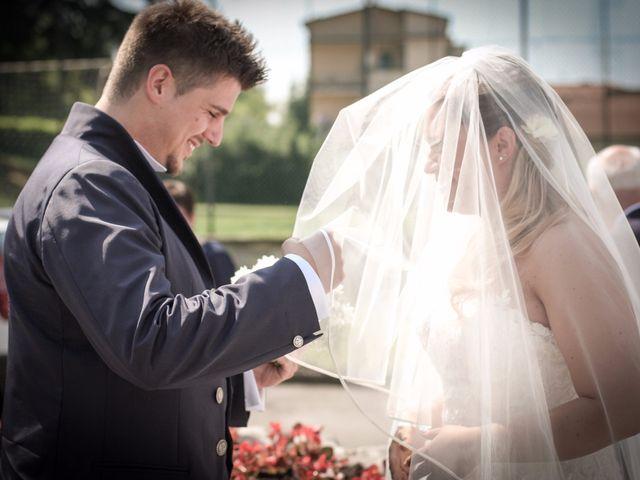 Il matrimonio di Manuel e Giulia a Vicenza, Vicenza 21