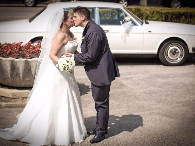 Il matrimonio di Manuel e Giulia a Vicenza, Vicenza 22