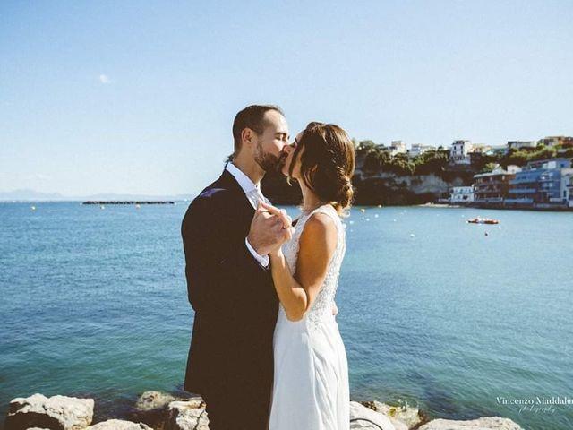 Il matrimonio di Raffaele  e Ilaria a Bacoli, Napoli 1