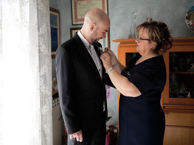 Il matrimonio di Francesco e Claudia a San Giovanni la Punta, Catania 5