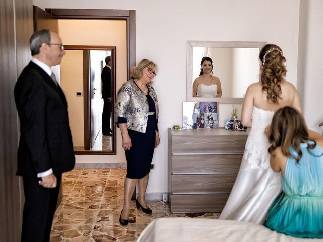 Il matrimonio di Francesco e Claudia a San Giovanni la Punta, Catania 10
