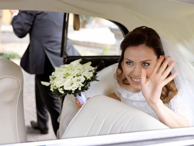 Il matrimonio di Francesco e Claudia a San Giovanni la Punta, Catania 12