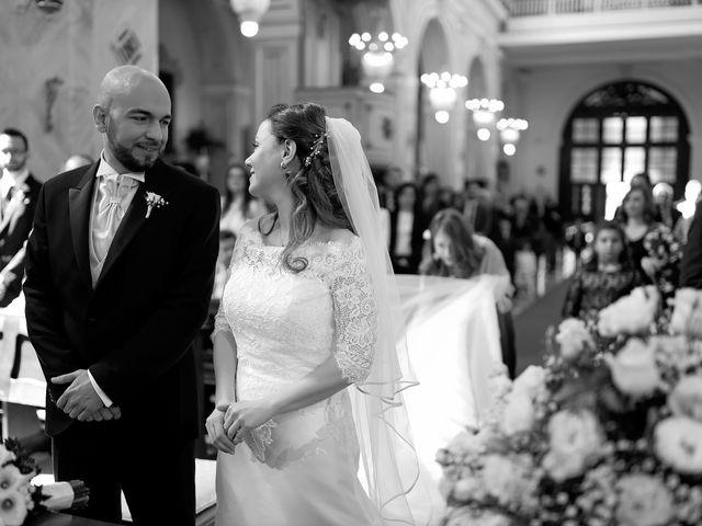 Il matrimonio di Francesco e Claudia a San Giovanni la Punta, Catania 14