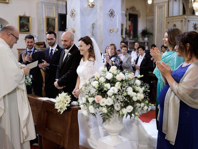 Il matrimonio di Francesco e Claudia a San Giovanni la Punta, Catania 15