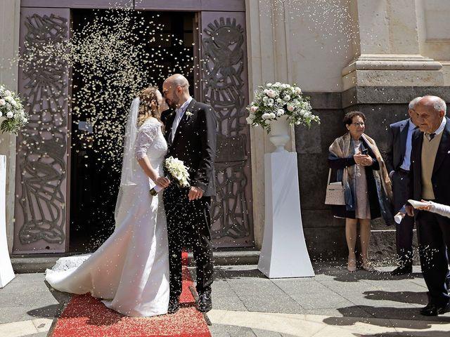 Il matrimonio di Francesco e Claudia a San Giovanni la Punta, Catania 16