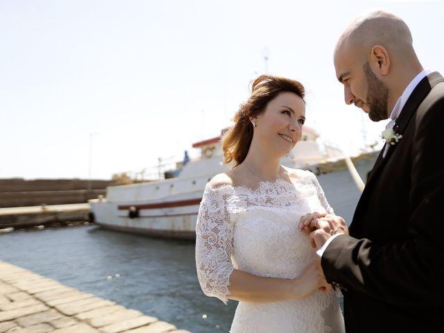 Il matrimonio di Francesco e Claudia a San Giovanni la Punta, Catania 17
