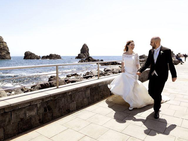Il matrimonio di Francesco e Claudia a San Giovanni la Punta, Catania 18