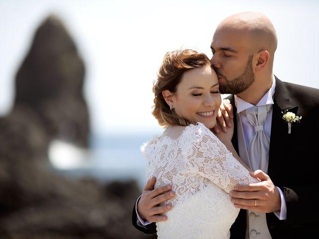 Il matrimonio di Francesco e Claudia a San Giovanni la Punta, Catania 19
