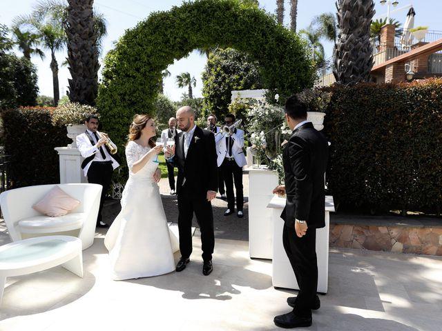 Il matrimonio di Francesco e Claudia a San Giovanni la Punta, Catania 20