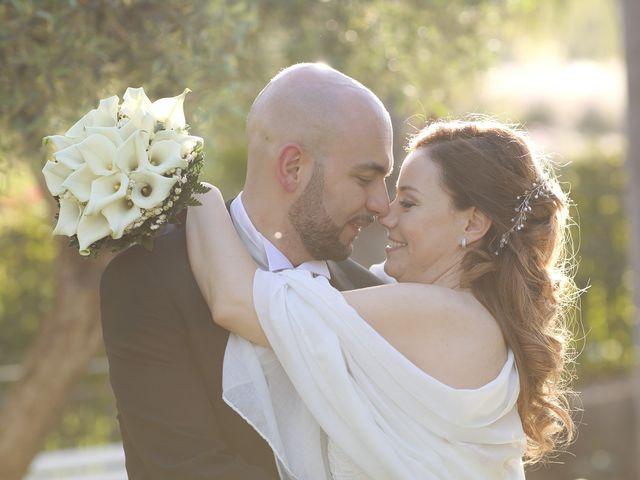 Il matrimonio di Francesco e Claudia a San Giovanni la Punta, Catania 28
