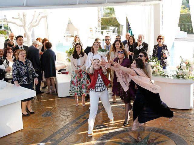 Il matrimonio di Francesco e Claudia a San Giovanni la Punta, Catania 27