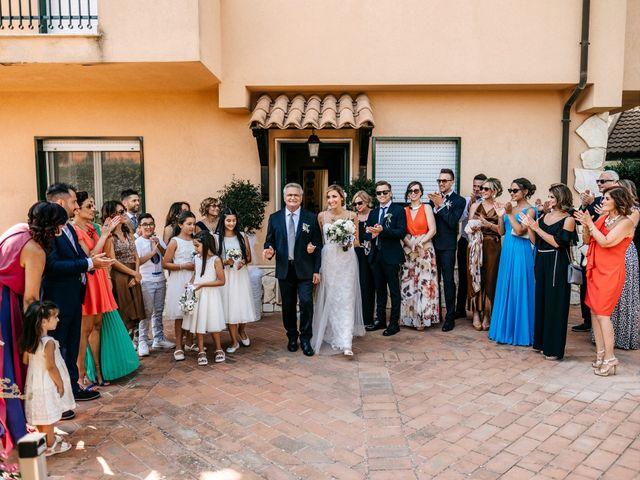 Il matrimonio di Davide e Roberta a San Cataldo, Caltanissetta 37