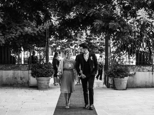 Il matrimonio di Davide e Roberta a San Cataldo, Caltanissetta 39